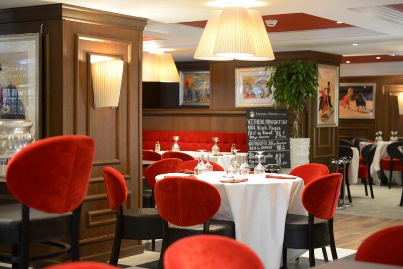 Brasserie le Bodegon à Lourdes