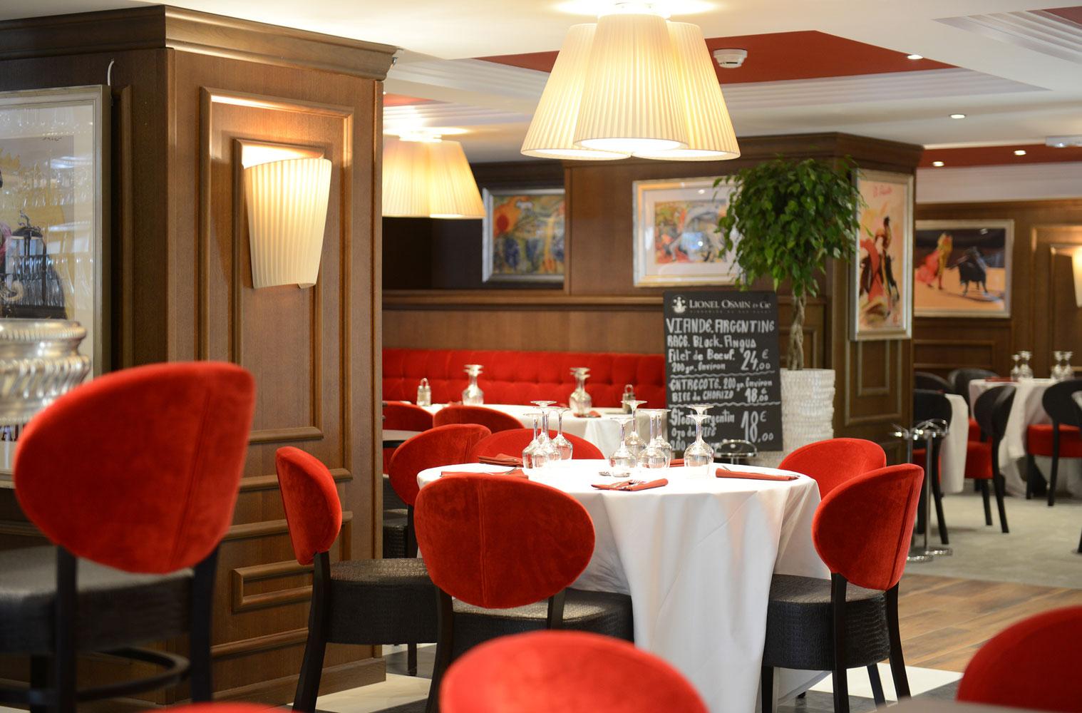 Brasserie Bodegon à Lourdes-restaurant
